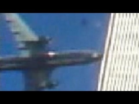 9/11 New HQ Military Plane Footage - Undeniable new 9/11 WTC DRONE PLANE PROOF
