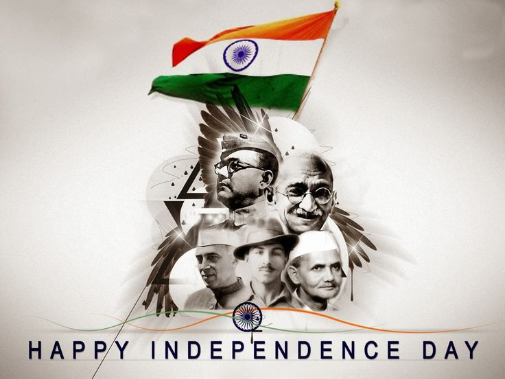 Happy Independence Day Speech in English - For School Students