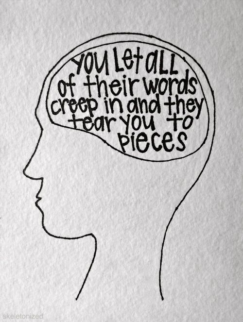 So true.: Thoughts, Life Quotes, True Words, Words Hurt, Living, People, Depression, Inspiration Quotes, Feelings