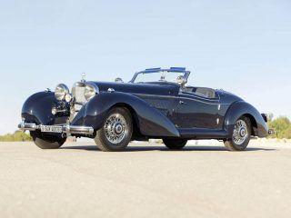 Mercedes Benz 540 K Special Roadster – 1939