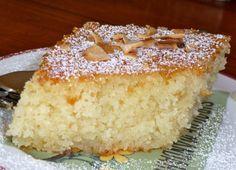 Görög, citromos-kókuszos pite | Gasztroangyal