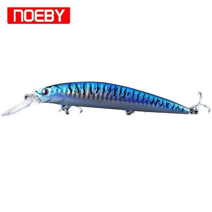 Lure NOEBY NBL9448 Big Minnow 110mm/40g Hard Baits Sinking Trolling Fishing Lure  #fishingdaily #apparel #fishingtrends #australia #fishingboat #surffishing #instagram #instagramfishing #instafish #seeaustralia