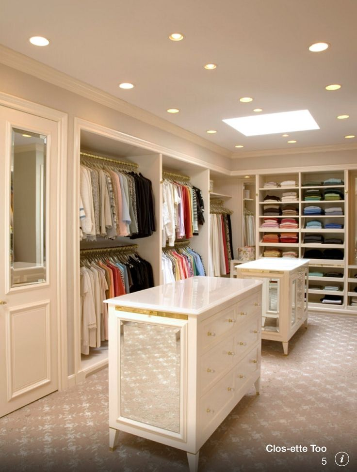 23 best master closet images on pinterest dresser in for Best walk in closet