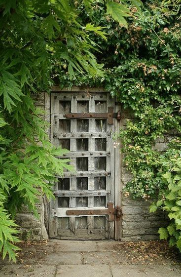 Door to a Secret Garden?
