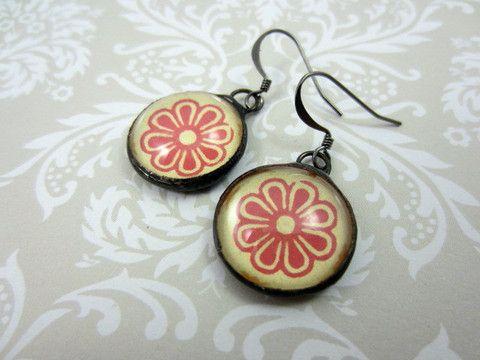 'Astaire' earrings - Bijoux Jewellery & Bead Store