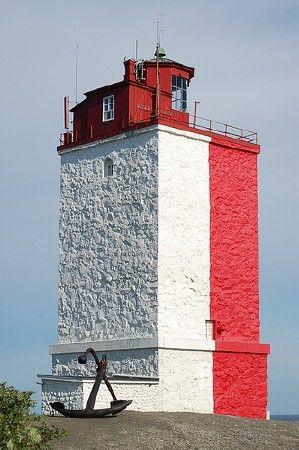 Utö Lighthouse, Southern Finland