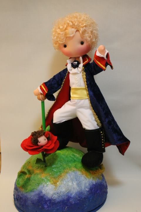 ''The Little Prince''. (Fidelina Dolls...Soul & Heart).