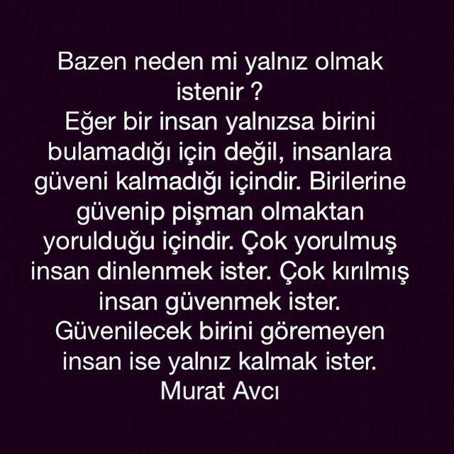 #MuratAvcı
