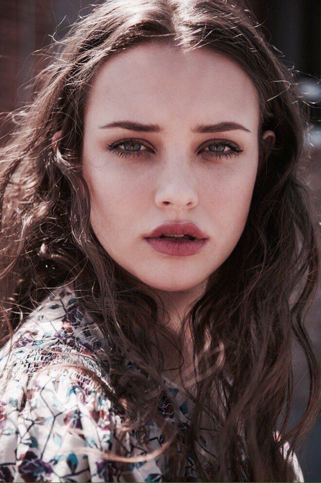 Australian actress Katherine Langford