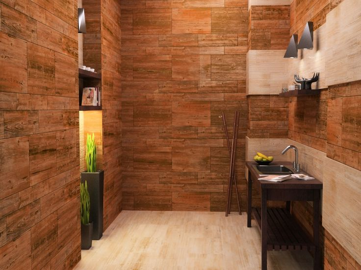 Interceramic Sunwood Hd Ceramic Floor Tile Wood