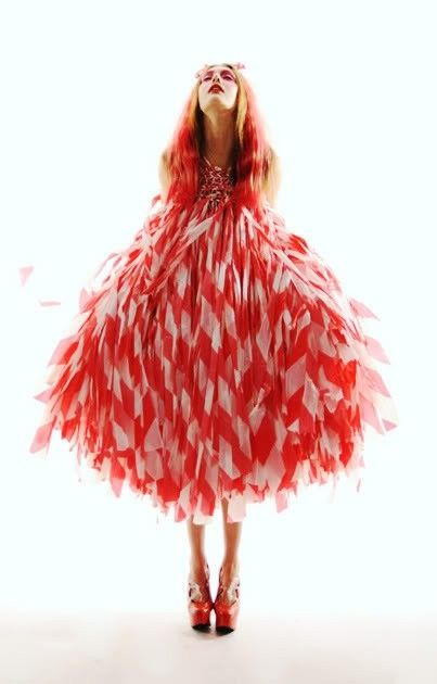 Dress by Craig Lawrence SS 2010