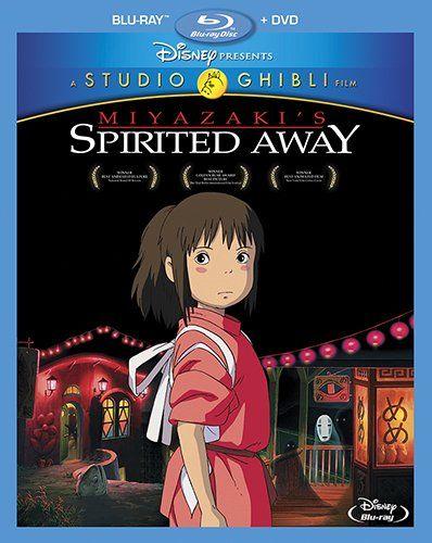 "Blu-Ray Pick of the Week: ""Spirited Away"" (2001) — The Movie Seasons"