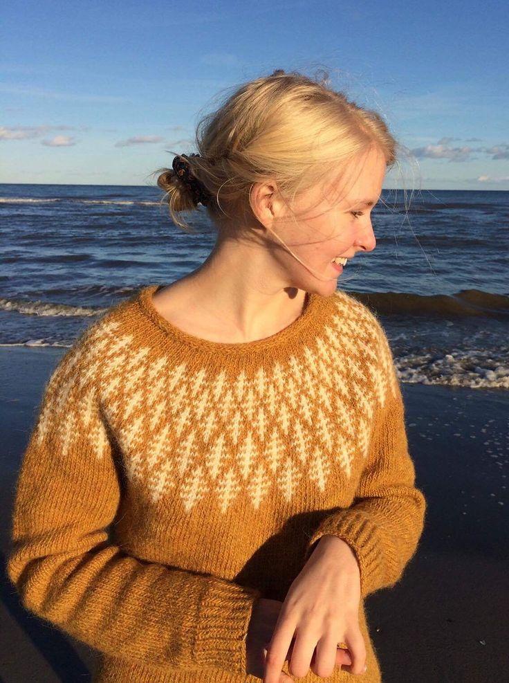 Ravelry: PRISME Sweater by Hanne Rimmen