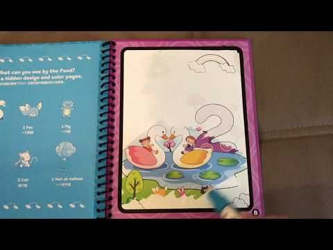 Take a peek into my channel here 👀 WD TOYS DRAWING WATER PEN PAINTING MAGIC DOODLE KID BOY GIRL BOOK - FAIRY TALES https://youtube.com/watch?v=45pL7_W3MUk