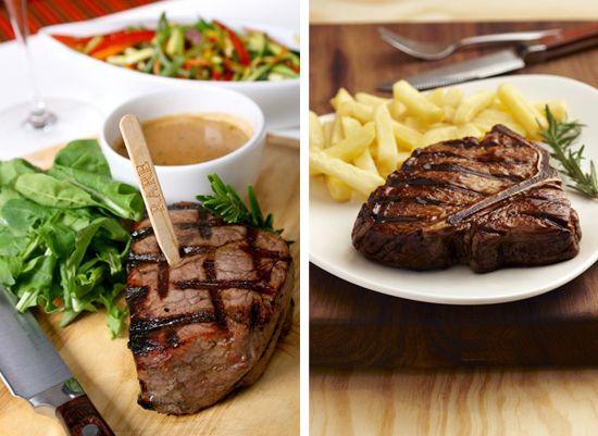 For the love of meat, Carne Restaurant, Cape Town