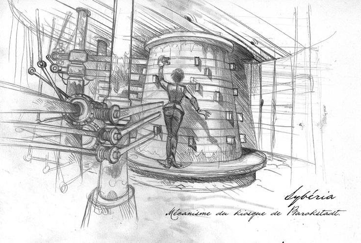 sketches : Kiosq