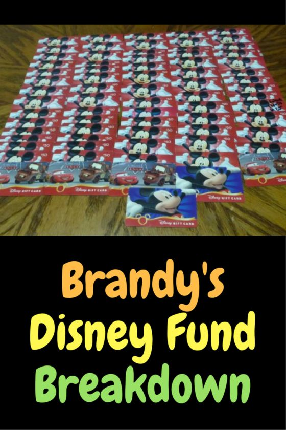 WOW!!! Brandy has proved that when you have a goal you can achieve anything. She was able save for a Disney World family vacation in 9 short months with the savings for Disney course!