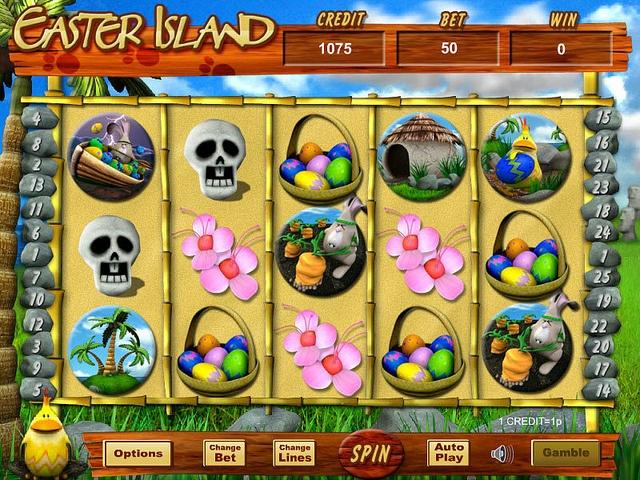 Easter island casino casino chinatown