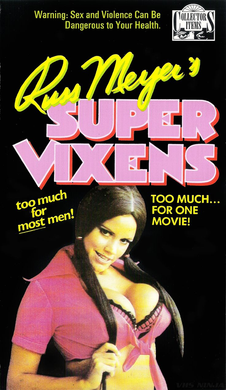 Supervixens (1975) by Russ Meyer.