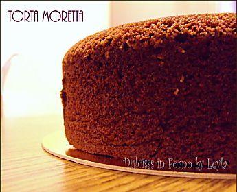 Torta Moretta, ricetta base torta al cioccolato