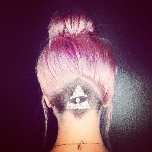 Best Bleach London Ideas On Pinterest Bleach London - Undercut hairstyle london