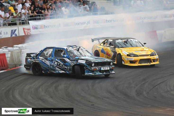 Drift Masters Grand Prix 2014 na Motoarenie w Toruniu