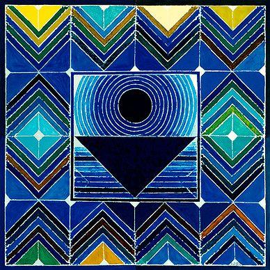 S H Raza - Untitled @ Artistes indiens à Paris | StoryLTD