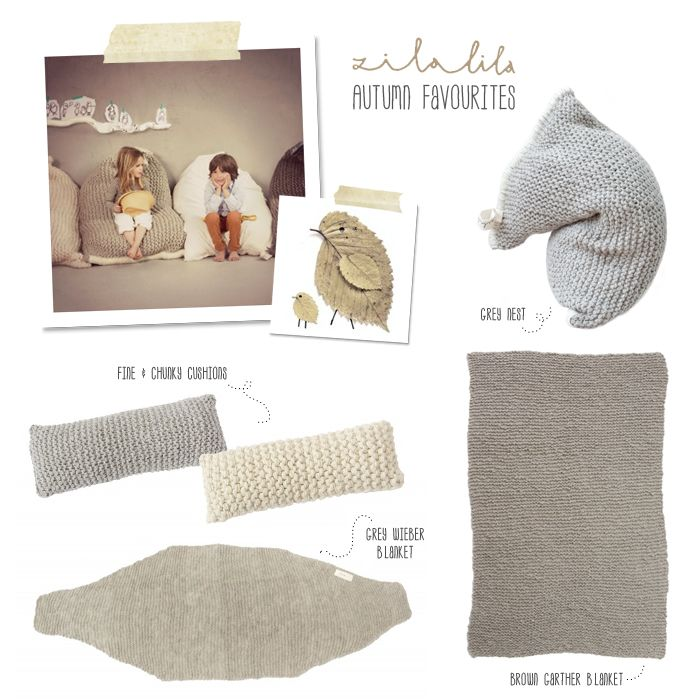 Autumn calls for cozy sweaters and cuddly knits, http://zilalila.com/shop! #Zilalila #Knits #Autumn #Beanbag #Gebreid #Cozy #Warm #Cuddly #Nepal #Handmade #Kids #Chunky #Fine #Cushion #Blanket #Zitzak #Autumn
