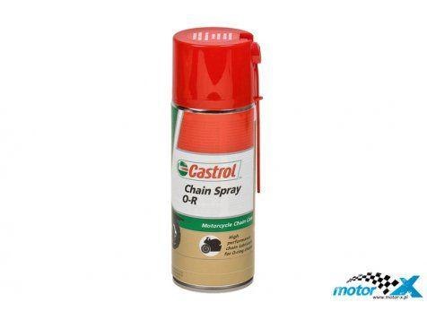 Firma Castrol to znany na całym świece producent olei to wszelakich pojazdów. W ofercie firmy Castrol znajdziemy najbardziej popularne oleje silnikowe jak i specjalistyczne preparaty chemiczne. Zdecydowanie dobra jakość w świetnej cenie.
