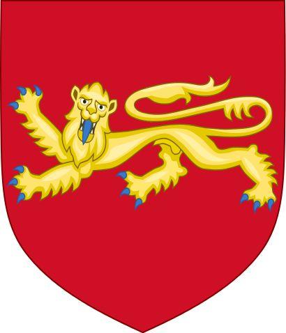 Armes d'Aliénor d'Aquitaine