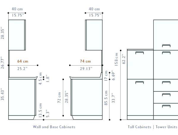 Fresh Standard Kitchen Wall Cabinet Sizes Chart Kitchen Cabinet Dimensions Kitchen Cabinets Height Kitchen Cabinet Sizes
