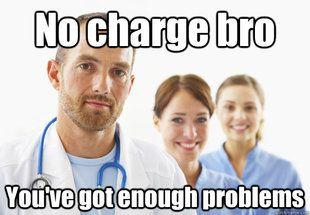 Free healthcare meme