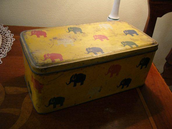 Scatola elefanti...