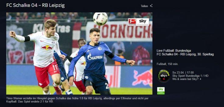 Jetzt lesen: Schalke gegen RB Leipzig: Livestream zum Sonntagsspiel - http://ift.tt/2pTu3LT #aktuell