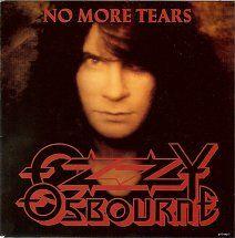 45cat - Ozzy Osbourne - No More Tears / S.I.N. - Epic - UK - 657440 7