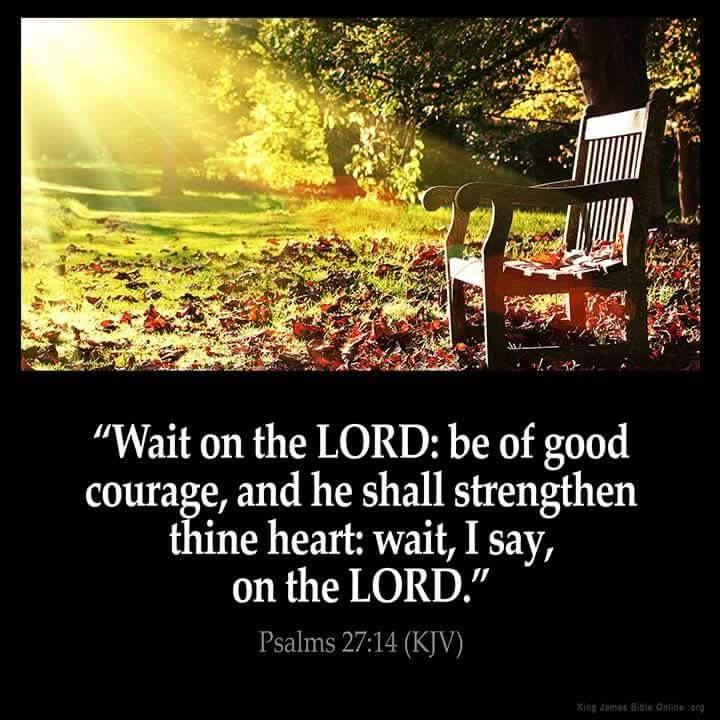 ~Psalms 27:11~ KJV