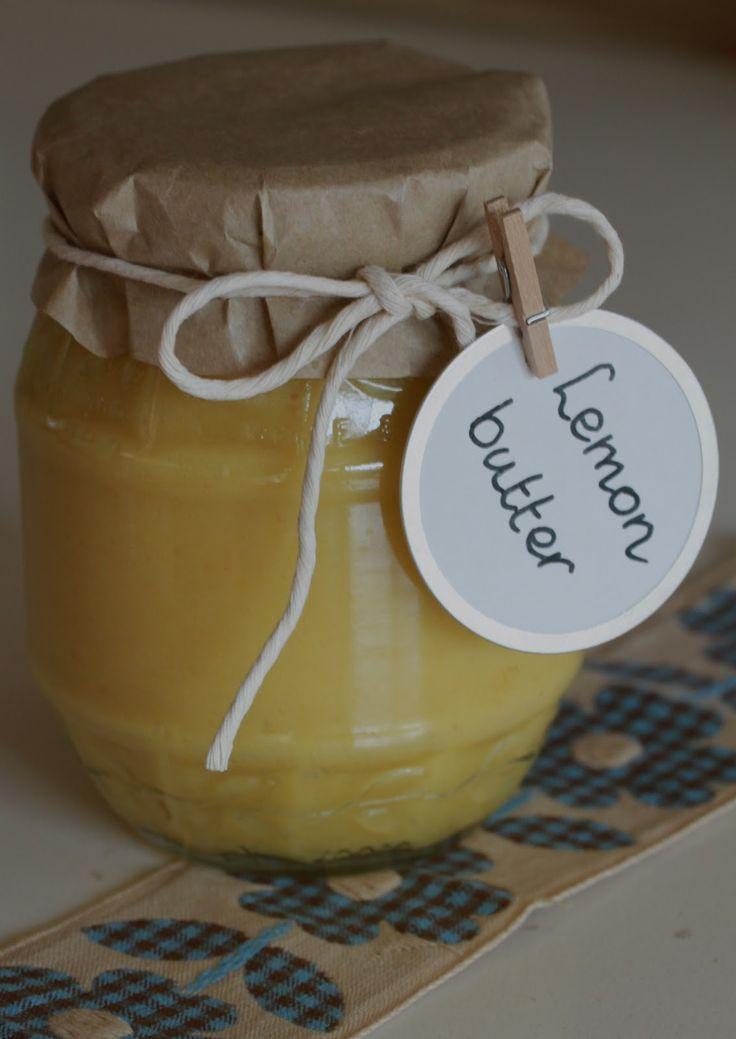 Mixing it up in HK: Mum's lemon butter