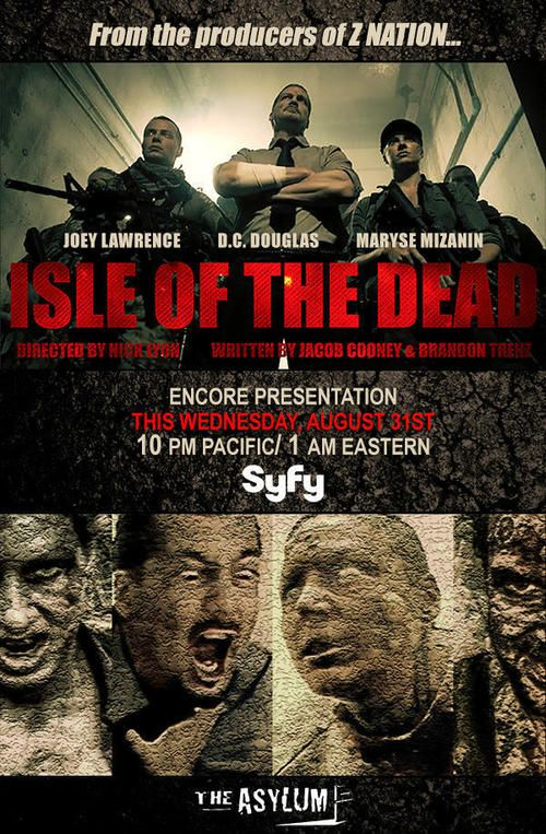 Isle of the Dead (2016) Full Movie Streaming HD