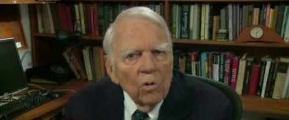 snopes.com: Andy Rooney: In Praise of Older Women. Actually written by someone else but still enjoyable. /;)