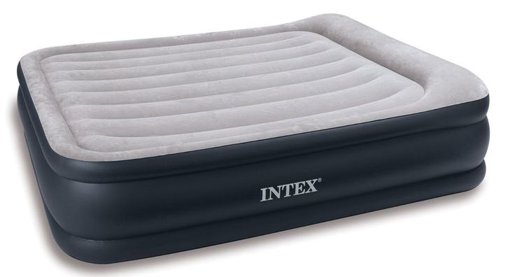 #Ebay #Intex #Double #Air #Beds #Queen #Size #Mattress #Inflatable #Camping #Pillow #Rest #Raised
