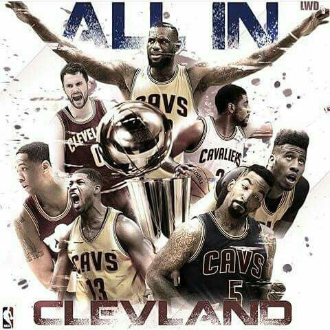 LeBron James & The Cleveland Cavaliers