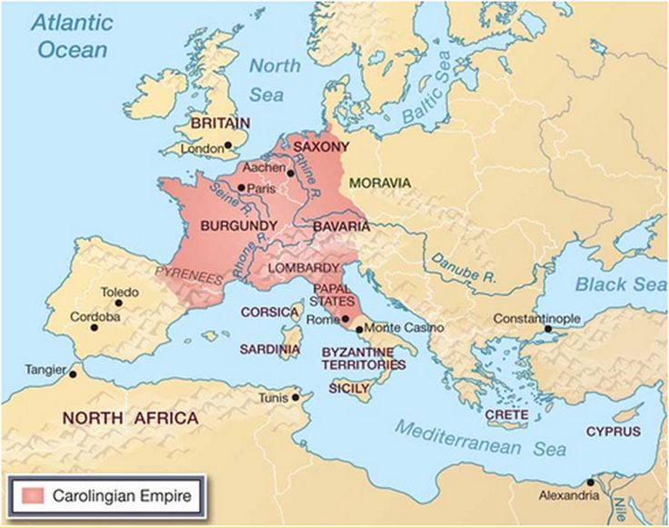 an introduction to the history of carolingian empire Even within religious history and the history of  'introduction: the carolingian renaissance',  morality and masculinity in the carolingian empire rachel stone.