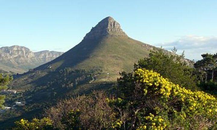 Lions Head (summit) in iKapa, Western Cape