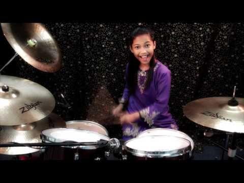 Drum Solo 6 - Nur Amira Syahira