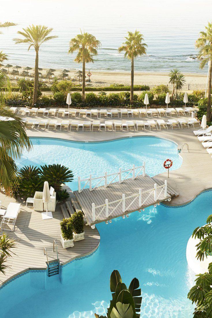 Puente Romano Beach Resort & Spa Marbella Marbella, Spanien. Andalusien. Andalusia