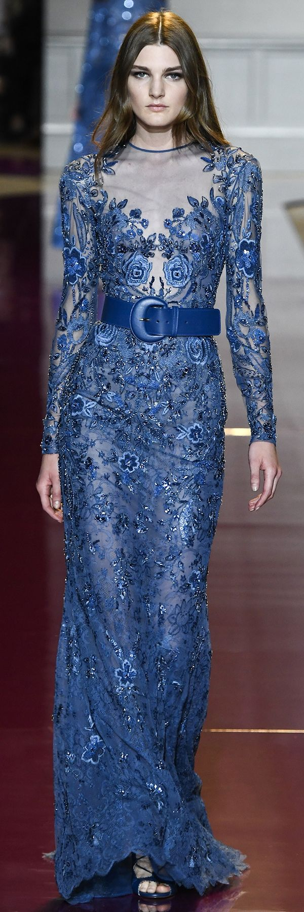 Zuhair Murad Fall 2016 Couture Collection