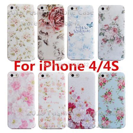 Чехол для для мобильных телефонов 0309 17 Colorfull Apple iPhone 4 4S 4G, iPhone4 iPhone4S For 4 4S  — 350 руб. —