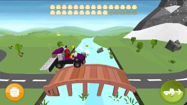 Want to play along at home? Click below to visit Google Play! https://play.google.com/store/apps/de... In LEGO® Juniors Create & Cruise, children age 4-7 can...