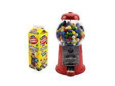 Dispensador de chicles retro 23 cm incl. 454 gramos de chicles Dubble Bubble
