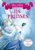 """Recensie van Kirsten (★★★★★) over """"De ijsprinses"""" van Thea Stilton   http://www.ikvindlezenleuk.nl/2015/03/thea-stilton-de-ijsprinses-prinsessen-van-fantasia-1/"""